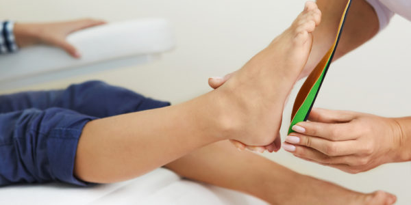 Foot Orthotics at Horizon Foot and Ankle Institute